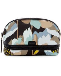 Fossil - Large Cosmetic Bag - Lyst