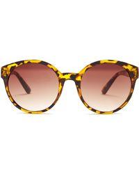 Steve Madden - Women's Mod Round Sunglasses - Lyst
