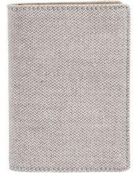 Skagen - Kvarter Folding Card Case - Lyst