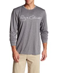 Jack O'neill - Signature Graphic Long Sleeve Tee - Lyst