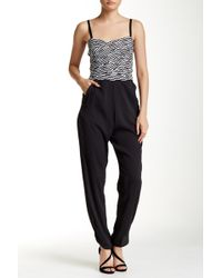 Wow Couture - Two-tone Jumpsuit - Lyst