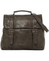 Cut N' Paste - Ashford Convertible Leather Backpack - Lyst