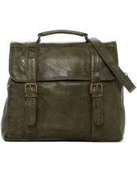 Cut N' Paste - Ashford Convertible Leather Backpack - Lyst