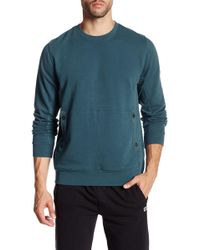 Weekend Offender - Calder Long Sleeve Pullover - Lyst