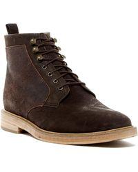 J SHOES - Kirkwood Plain Toe Boot - Lyst