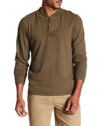 Timberland - Great Break Henley Pullover - Lyst