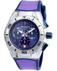TechnoMarine - Women's Cruise California Chronograph Casual Sport Watch - Lyst
