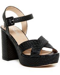 J/Slides - Tempest Block Heel Sandal - Lyst