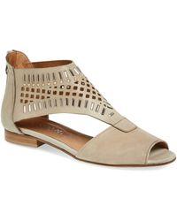 Cordani - 'bolt' Studded Peep Toe Sandal (women) - Lyst