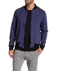 Threads For Thought - Baseball Fleece Jacket - Lyst