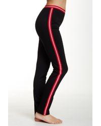 Hue - Sport Stripe Legging - Lyst
