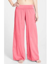 Hard Tail - Double Voile Trousers - Lyst