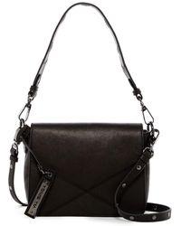 Via Spiga - Elinor Leather Shoulder Bag - Lyst