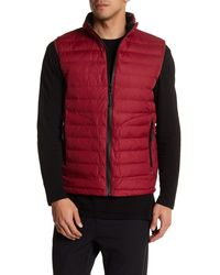 Revo - Packable Quilted Vest - Lyst