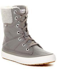 Keds - Juliet Faux Fur Lined Boot - Lyst