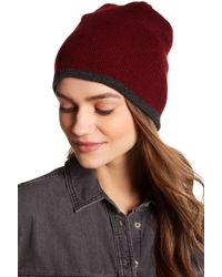 Joe Fresh - Rib Knit Beanie - Lyst