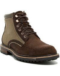 Woolrich - Woodwright Suede Hiking Boot - Lyst