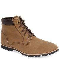 Woolrich - Beebe Mid Water Resistant Canvas Boot - Lyst