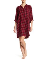 Joe Fresh - Flannel Night Shirt - Lyst