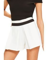 Missguided - Tailored Shorts - Lyst