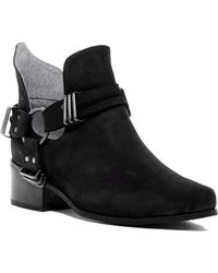 Grey City - Willa Harness Boot - Lyst