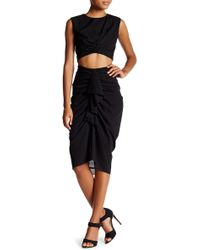 Do+Be Collection | Ruffle Midi Skirt | Lyst
