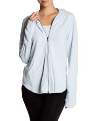 Yummie By Heather Thomson - Yummie Tummie Hoodie (plus Size Available) - Lyst