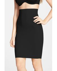 Yummie By Heather Thomson - Yulia High Waist Smoother Skirt Slip (plus Size Available) - Lyst