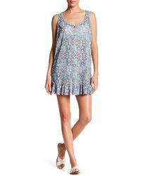 Blush Lingerie - Sleeveless Mesh Dress Cover Up - Lyst