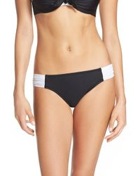 Blush By Profile - Island Hopping Bikini Bottoms - Lyst