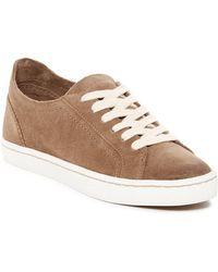 Dolce Vita - Xahara Suede Low Top Sneaker - Lyst