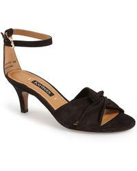 Kay Unger - 'zantis' Ankle Strap Sandal (women) - Lyst