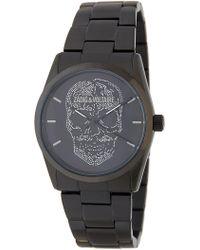Zadig & Voltaire - Women's Stud Wings Steel Bracelet Watch - Lyst