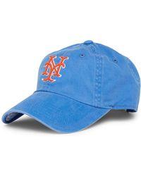 Lyst - American Needle Demo N.Y. Mets Strapback Hat in Blue for Men f43dc1605db7
