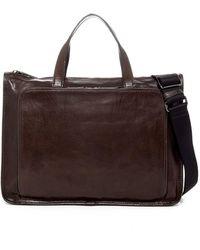 Frye - Stanton Leather Work Bag - Lyst