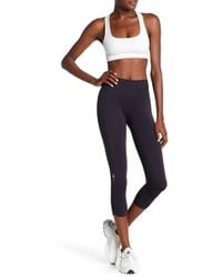 HPE - Seamless Cropped Leggings - Lyst