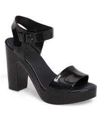 Melissa - Mar Platform Sandal - Lyst