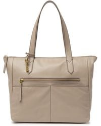 Fossil Fiona Leather Tote Bag