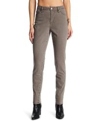 Jag Jeans - Gwen Stretch Skinny Highrise Trousers - Lyst