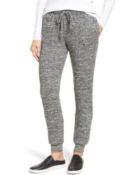 Caslon - (r) Cosy Jogger Trousers - Lyst