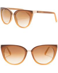 Vince Camuto - 55mm Cat Eye Sunglasses - Lyst