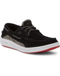 Sperry Top-Sider - Gamefish Leather 3-eye Boat Shoe - Lyst