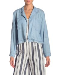 On The Road - Sam Cropped Jacket - Lyst