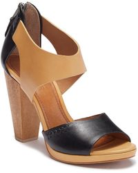 Trask - Regina Leather Sandal - Lyst