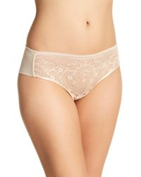 Wacoal - Tanga Take The Plunge Lace Brief Panties - Pack Of 2 - Lyst