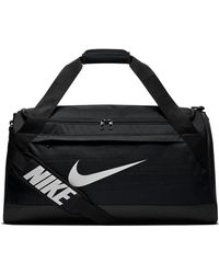 b6762dffb6 adidas Originals Squad Iii Duffel Bag in Gray - Lyst