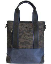 Lyst - Robert Graham Olivetti Weekend Bag in Brown for Men 823ffd9181056