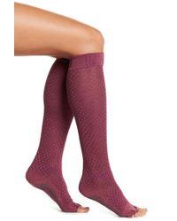 ToeSox - Scrunch Grip Half Toe Socks - Lyst