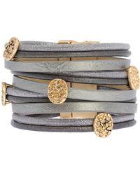 Saachi - Signature Bracelet - Lyst