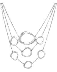 The Sak - Linked Frontal Necklace - Lyst